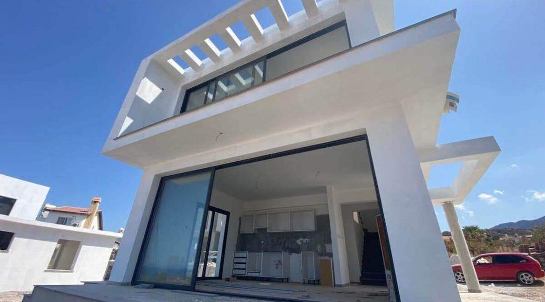 Esentepe Beach Modern Villa 3 Bed - North Cyprus Property SEP6