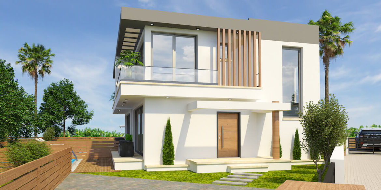 Esentepe Beach Modern Villa 3 Bed - North Cyprus Property Z6