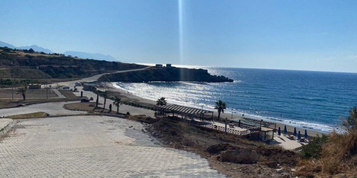 Esentepe Beach Pictures - North Cyprus 4