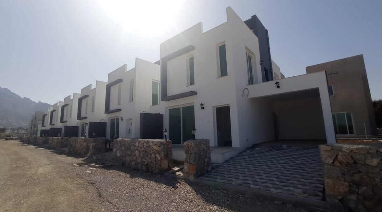 Karsiyaka Modern Luxury Seaview Villa 2 Bed - North Cyprus Property SEP6