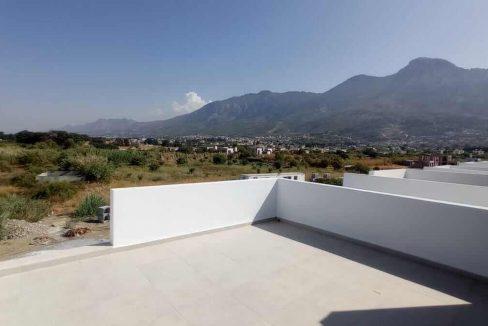 Karsiyaka Modern Luxury Seaview Villa 2 Bed - North Cyprus Property SEP8
