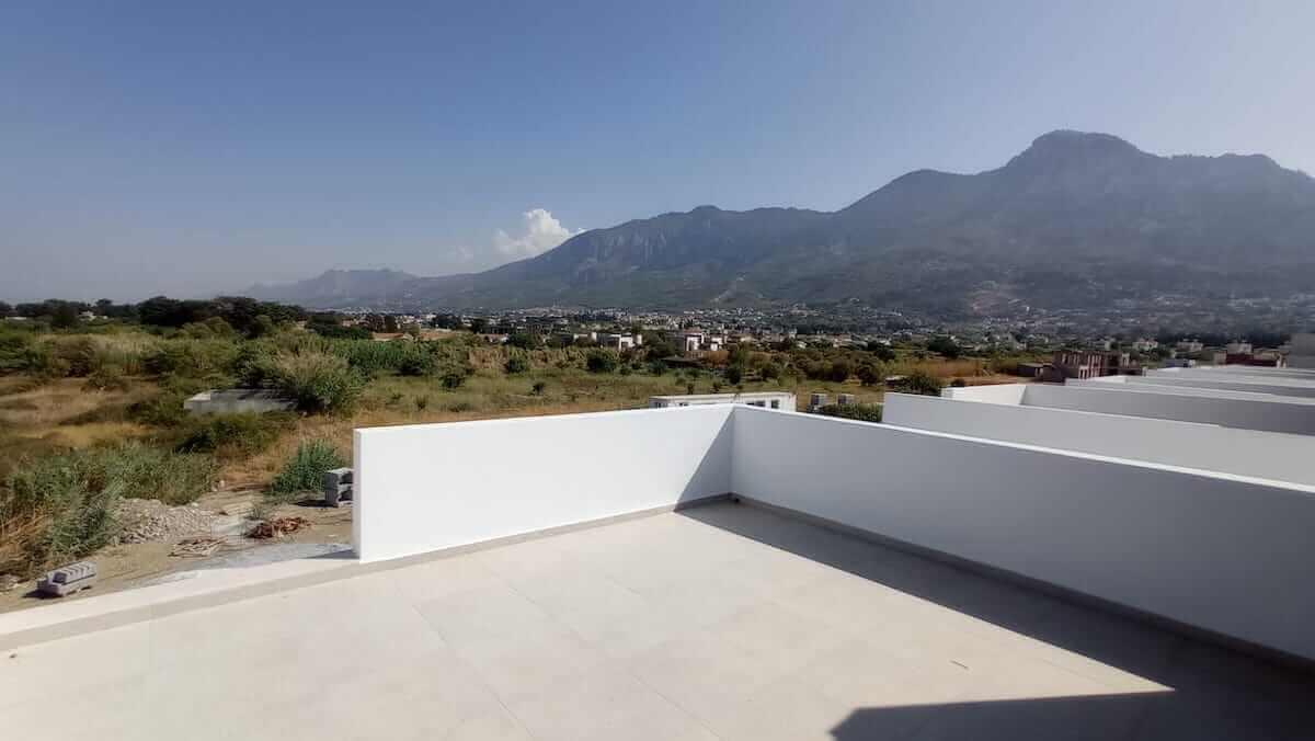 Karsiyaka Modern Luxury Seaview Villa 2 Bed