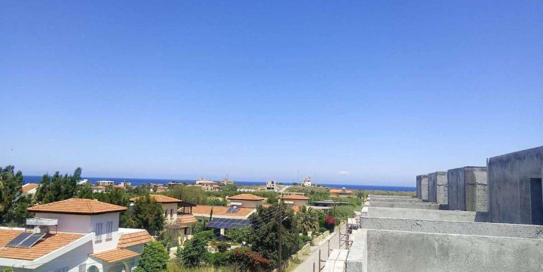Karsiyaka Modern Luxury Seaview Villa 2 Bed - North Cyprus Property Z2