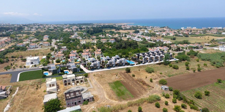 Karsiyaka Modern Luxury Seaview Villa 2 Bed - North Cyprus Property11