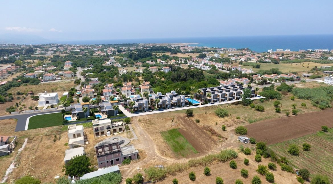 Karsiyaka Modern Luxury Seaview Villa 2 Bed - North Cyprus Property11