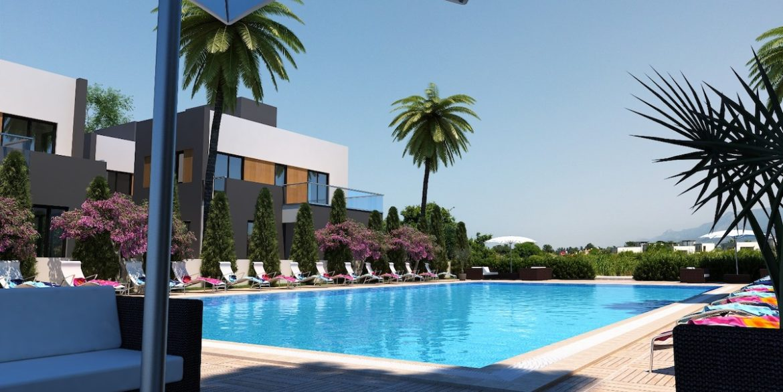 Karsiyaka Modern Luxury Seaview Villa 2 Bed - North Cyprus Property2