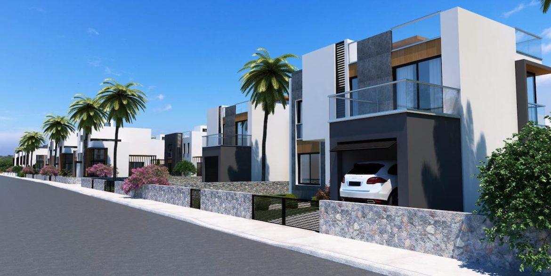 Karsiyaka Modern Luxury Seaview Villa 3 Bed - North Cyprus Property 10
