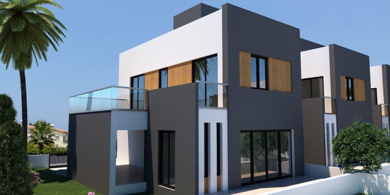 Karsiyaka Modern Luxury Seaview Villa 3 Bed - North Cyprus Property 11