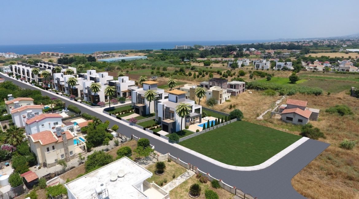 Karsiyaka Modern Luxury Seaview Villa 3 Bed - North Cyprus Property 12