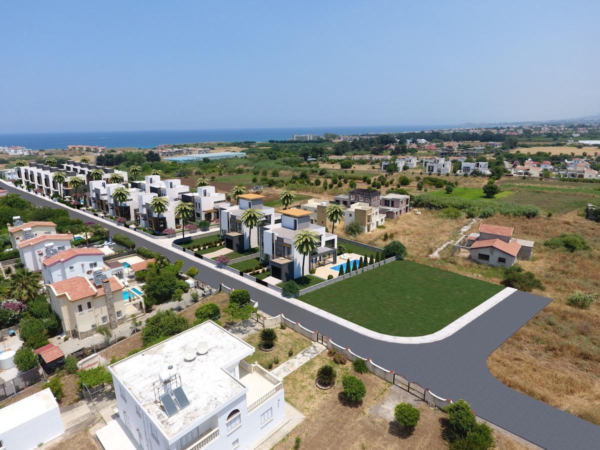 Karsiyaka Modern Luxury Seaview Villa 3 Bed North Cyprus Property