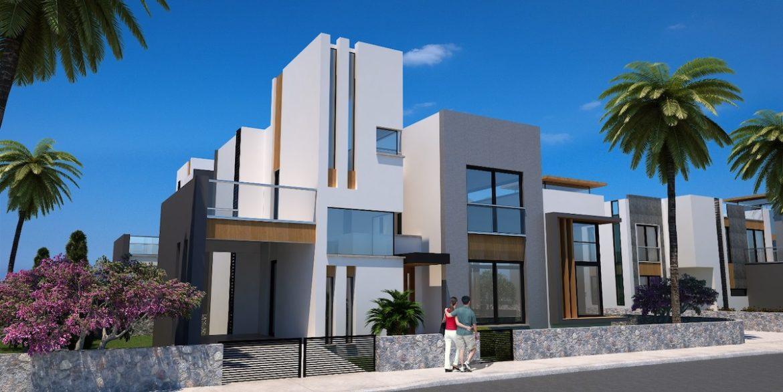 Karsiyaka Modern Luxury Seaview Villa 3 Bed - North Cyprus Property 13