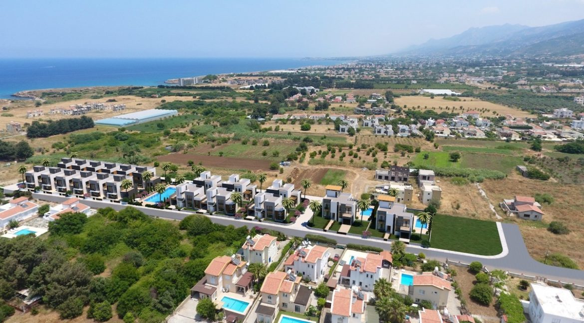 Karsiyaka Modern Luxury Seaview Villa 3 Bed - North Cyprus Property 14