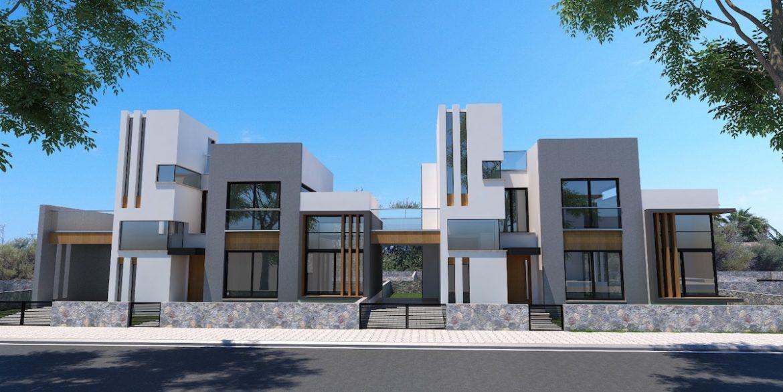 Karsiyaka Modern Luxury Seaview Villa 3 Bed - North Cyprus Property 2