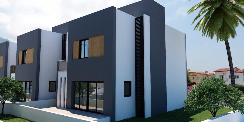 Karsiyaka Modern Luxury Seaview Villa 3 Bed - North Cyprus Property 3