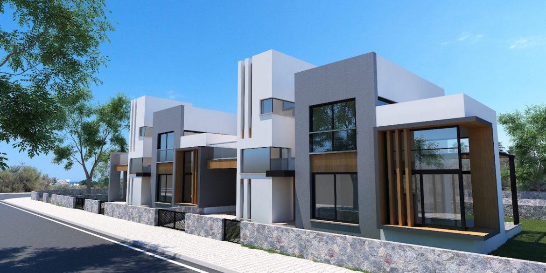 Karsiyaka Modern Luxury Seaview Villa 3 Bed - North Cyprus Property 5