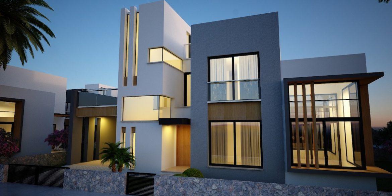 Karsiyaka Modern Luxury Seaview Villa 3 Bed - North Cyprus Property 7