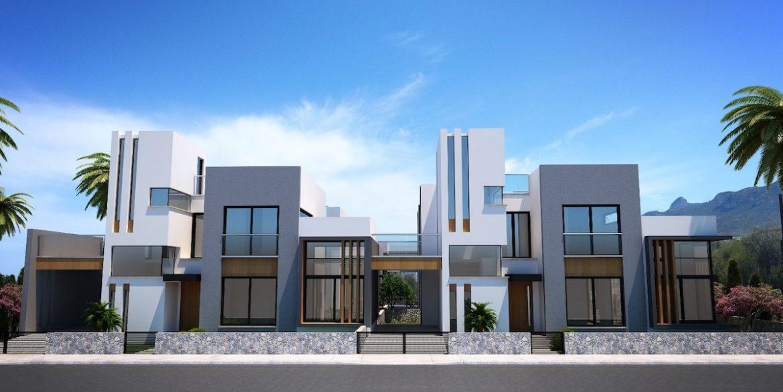 Karsiyaka Modern Luxury Seaview Villa 3 Bed - North Cyprus Property 8