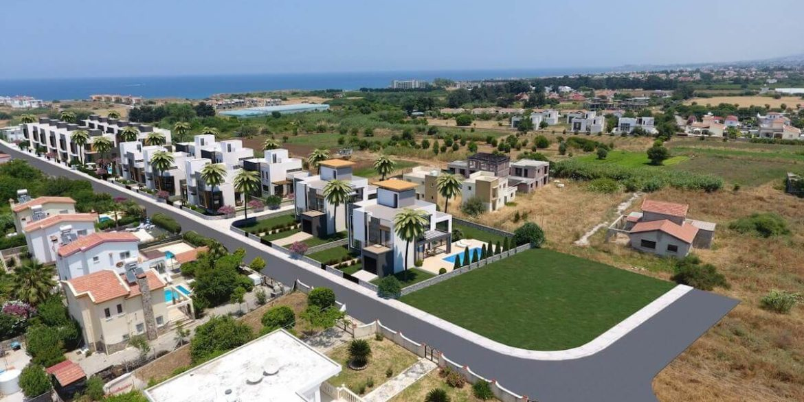 Karsiyaka Modern Luxury Seaview Villa 4 Bed - North Cyprus Property 10