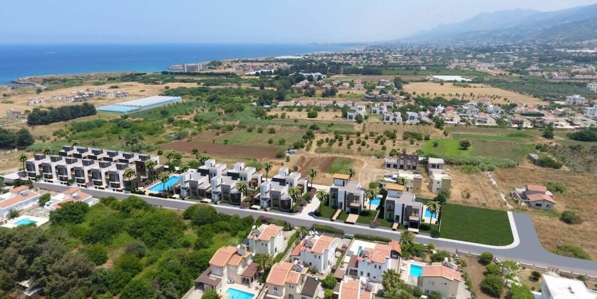 Karsiyaka Modern Luxury Seaview Villa 4 Bed - North Cyprus Property 12