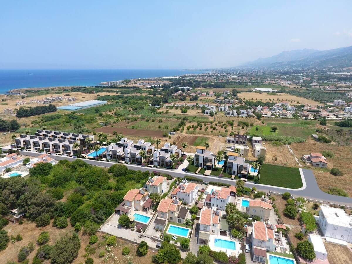Karsiyaka Modern Luxury Seaview Villa 4 Bed North Cyprus Property