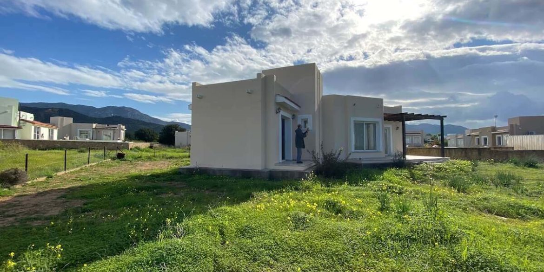 Kibris Garden Bungalow - North Cyprus Property A11