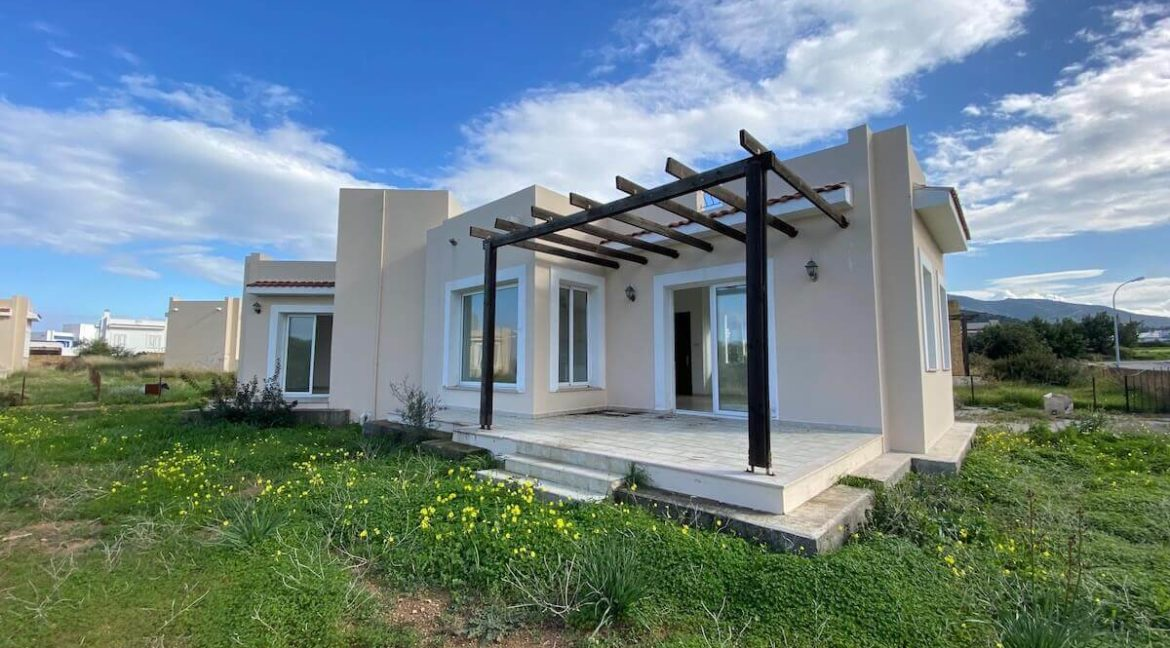 Kibris Garden Bungalow - North Cyprus Property A14