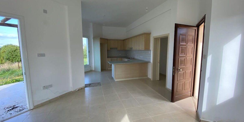 Kibris Garden Bungalow - North Cyprus Property A4