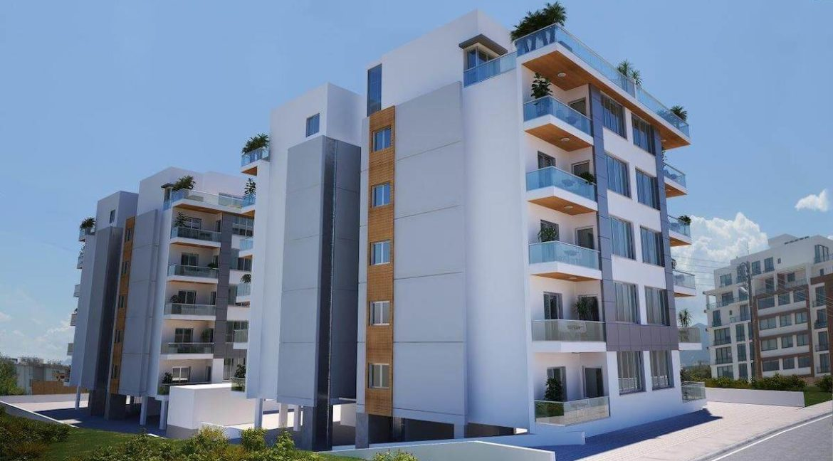 Kyrenia Harbour Apartments - North Cyprus Property2