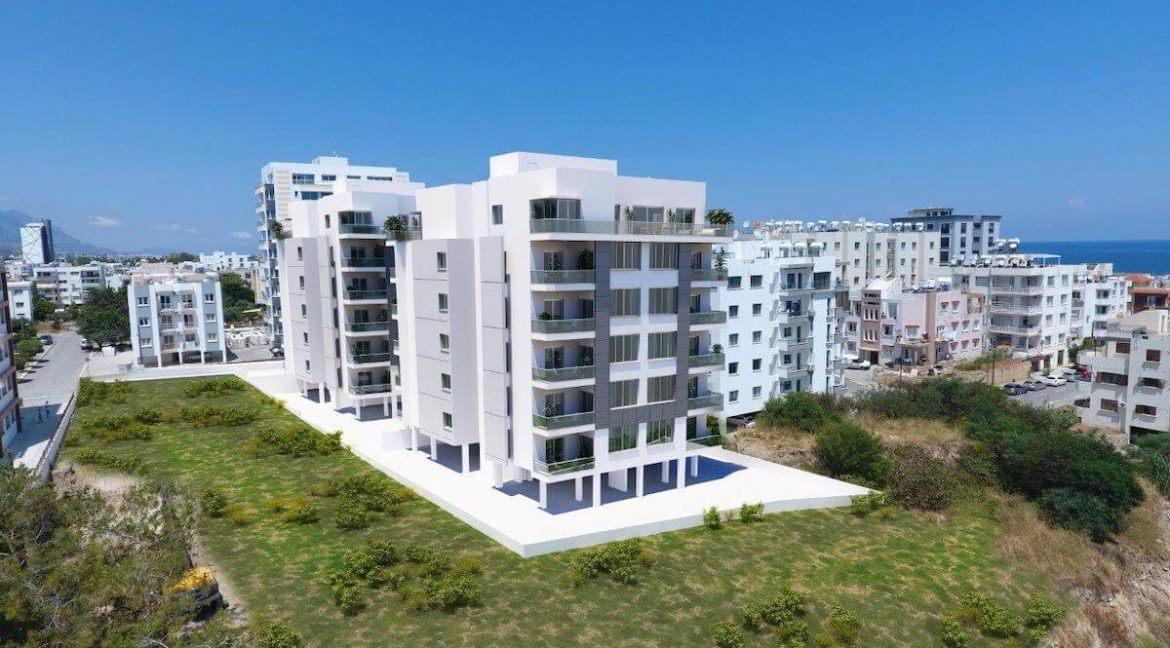 Kyrenia Harbour Apartments - North Cyprus Property4