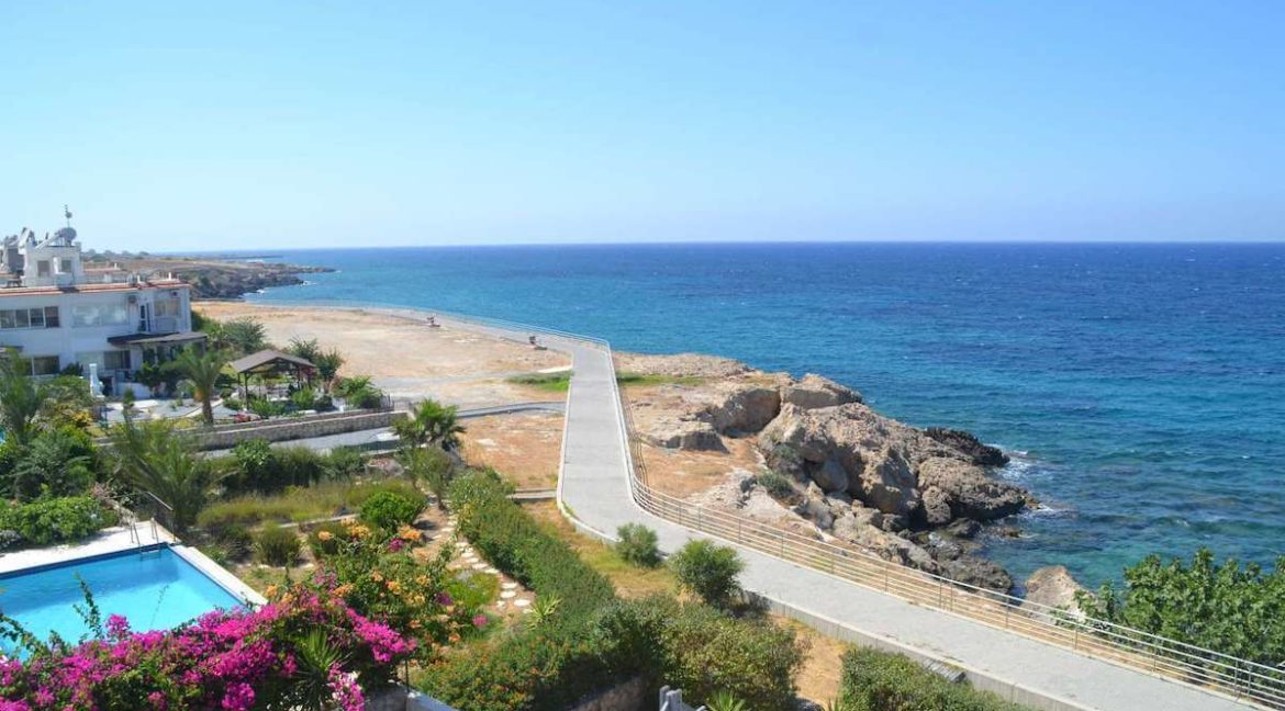 Lapta Beach Front - North Cyprus