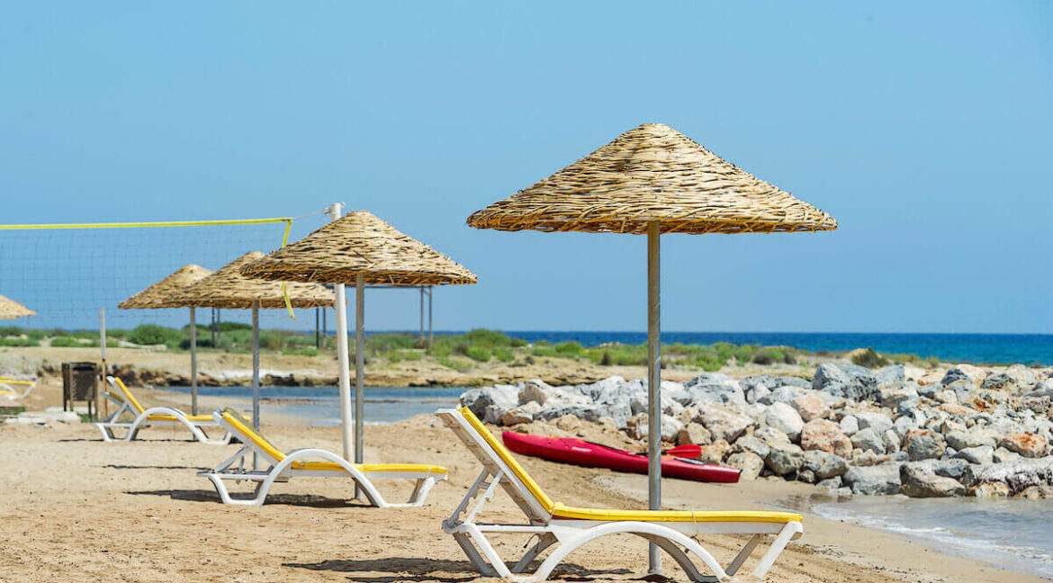 North Cyprus Properties Beach View - North Cyprus