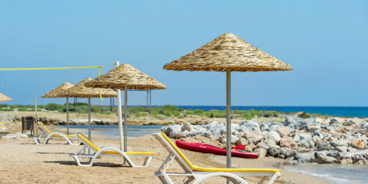 North Cyprus Properties Beach View - North Cyprus