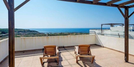 Turtle Beach & Golf Frontline Seaview Penthouse 2 Bed