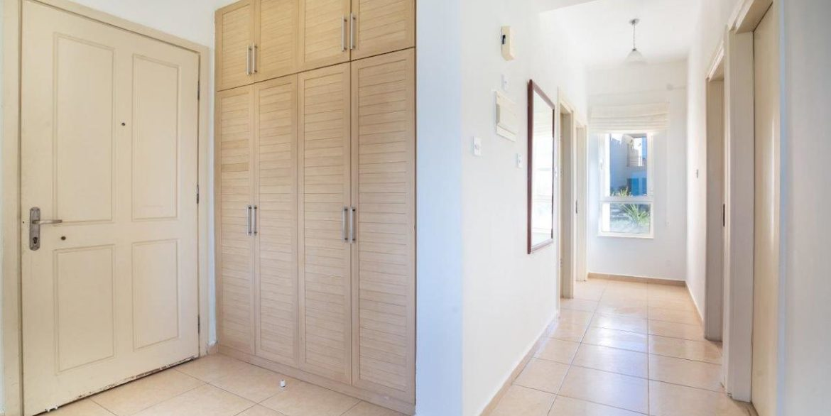 Turtle Beach & Golf Seaview Garden Apartment 3 Bed - North Cyprus Property 2