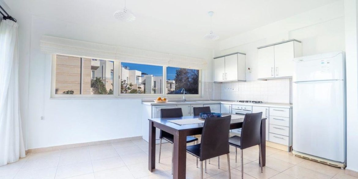 Turtle Beach & Golf Seaview Garden Apartment 3 Bed - North Cyprus Property 5