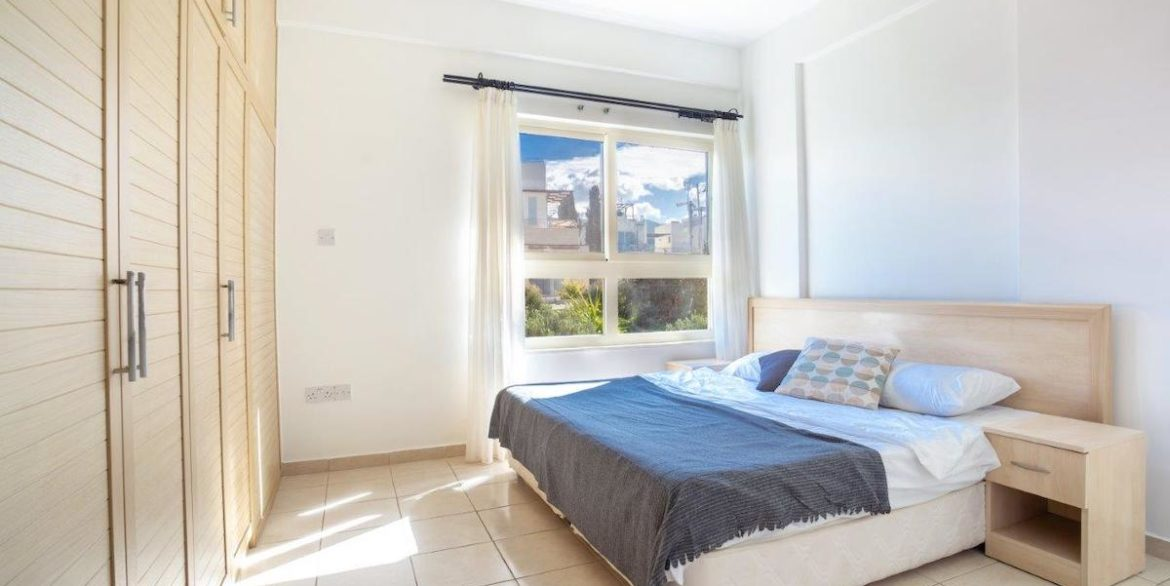 Turtle Beach & Golf Seaview Garden Apartment 3 Bed - North Cyprus Property 6