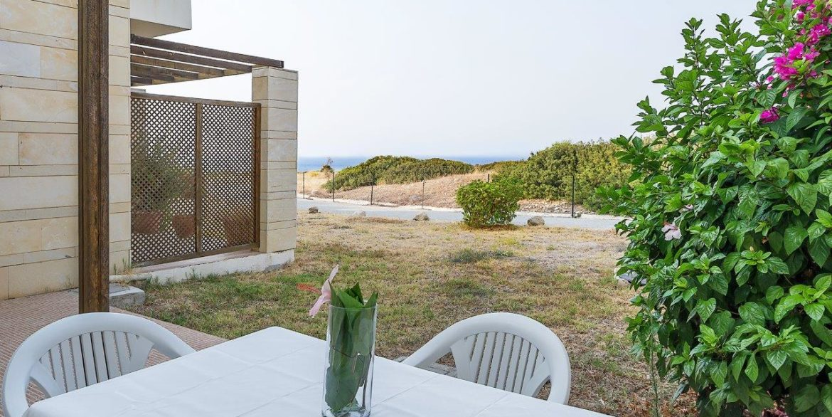 Turtle Beach & Seaview Apartment 2 Bed - North Cyprus Property 7