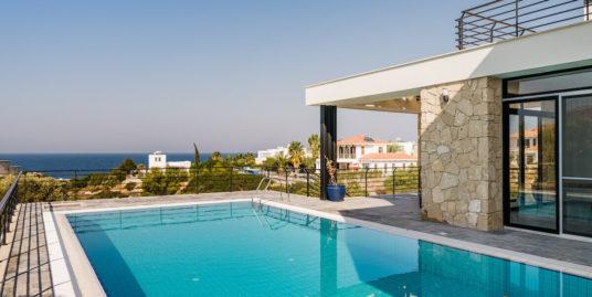 Beachfront Ultra-Modern Seaview Villa 3 Bed