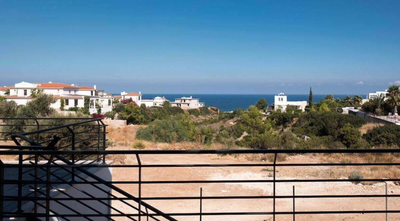 Beachfront Ultra-Modern Seaview villa 3 Bed - North Cyprus Property Z10