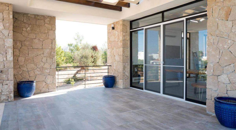 Beachfront Ultra-Modern Seaview villa 3 Bed - North Cyprus Property Z5