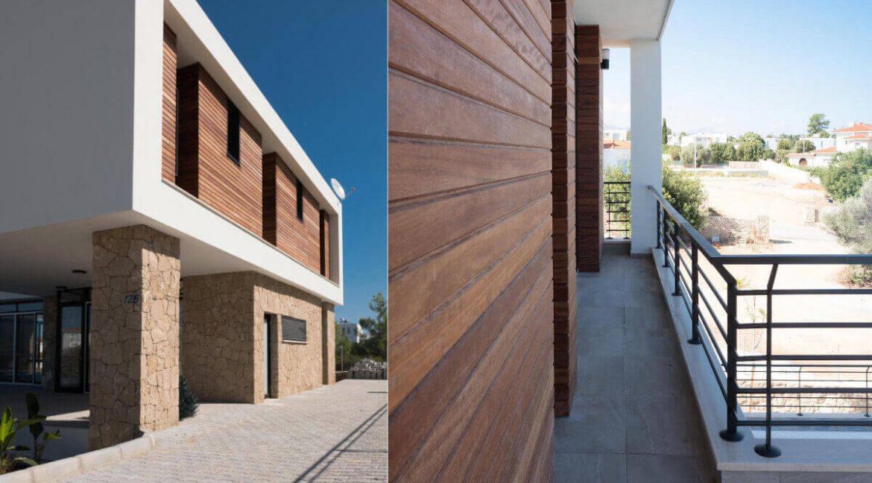 Beachfront Ultra-Modern Seaview villa 3 Bed - North Cyprus Property Z7