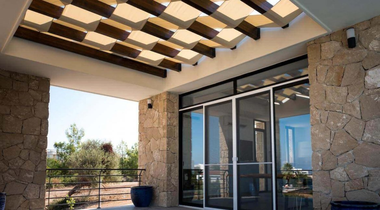 Beachfront Ultra-Modern Seaview villa 3 Bed - North Cyprus Property Z9