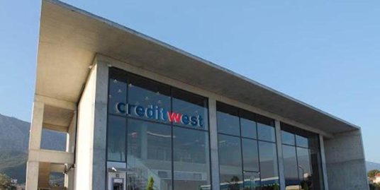 CreditWest Bank of North Cyprus