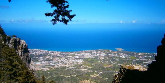 Kantara Castle Views - North Cyprus