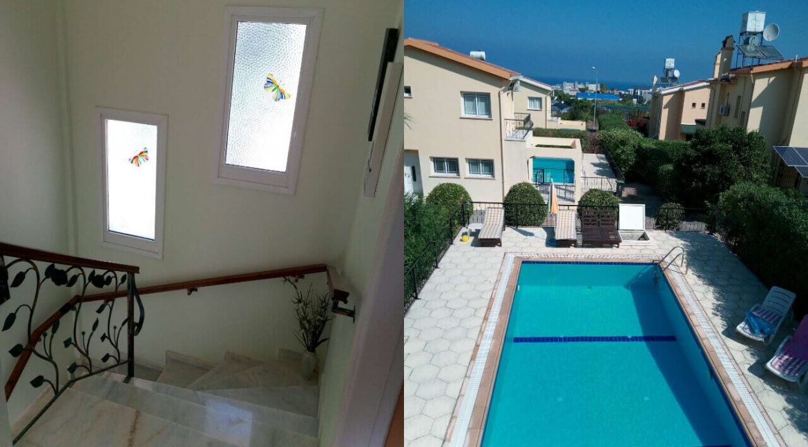 Alsancak Mountain View Villa 3 Bed - North Cyprus Property 13