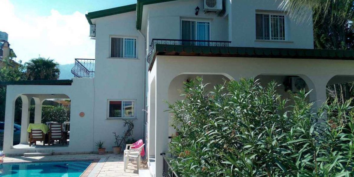 Alsancak Mountain View Villa 3 Bed - North Cyprus Property 23