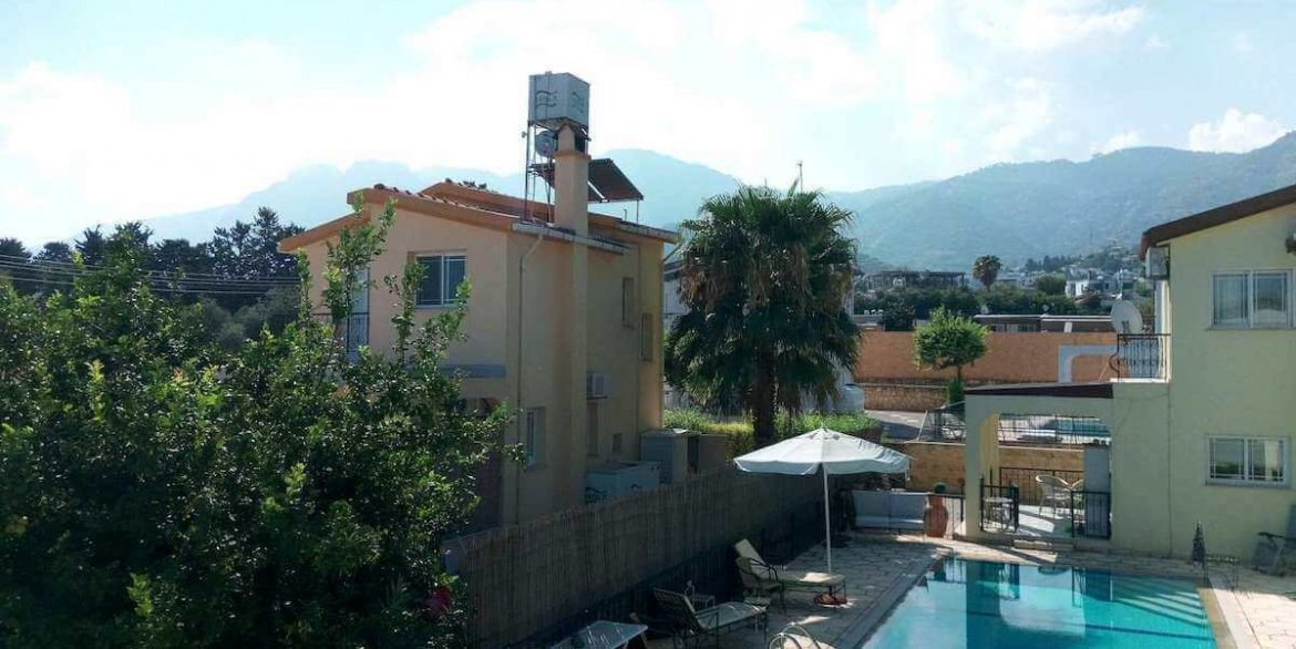 Alsancak Mountain View Villa 3 Bed - North Cyprus Property 28