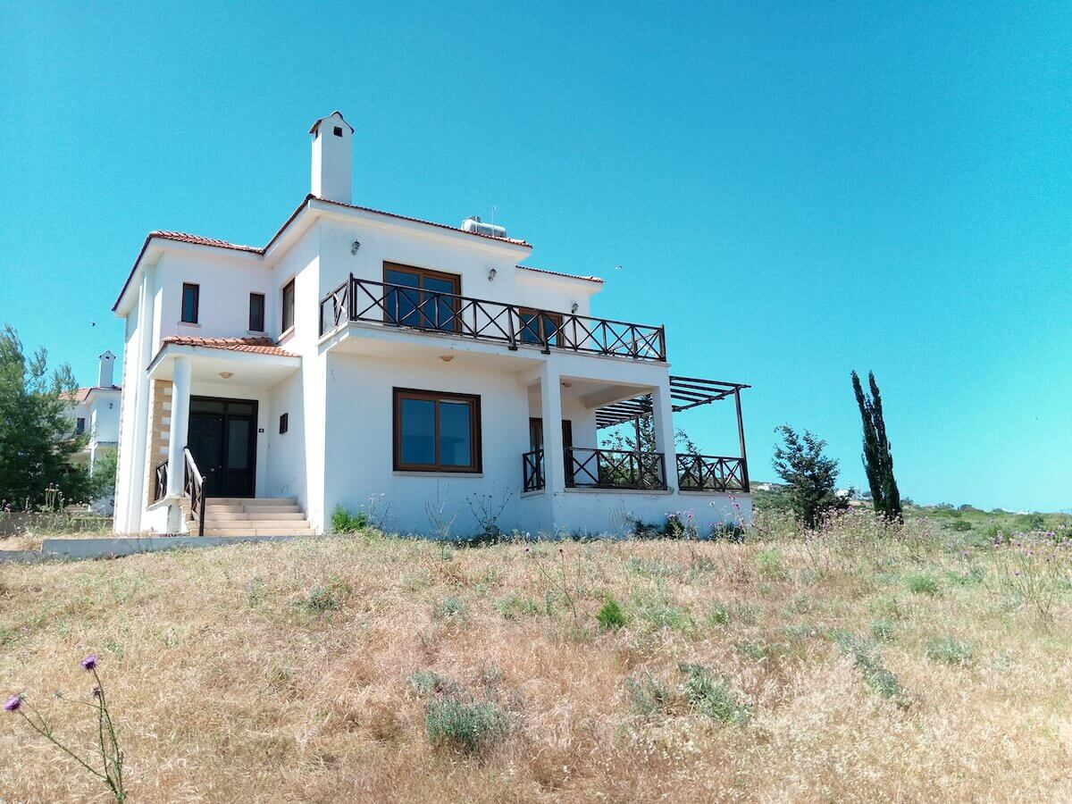 Cape Kormakitis Seaview Villa 3 Bed
