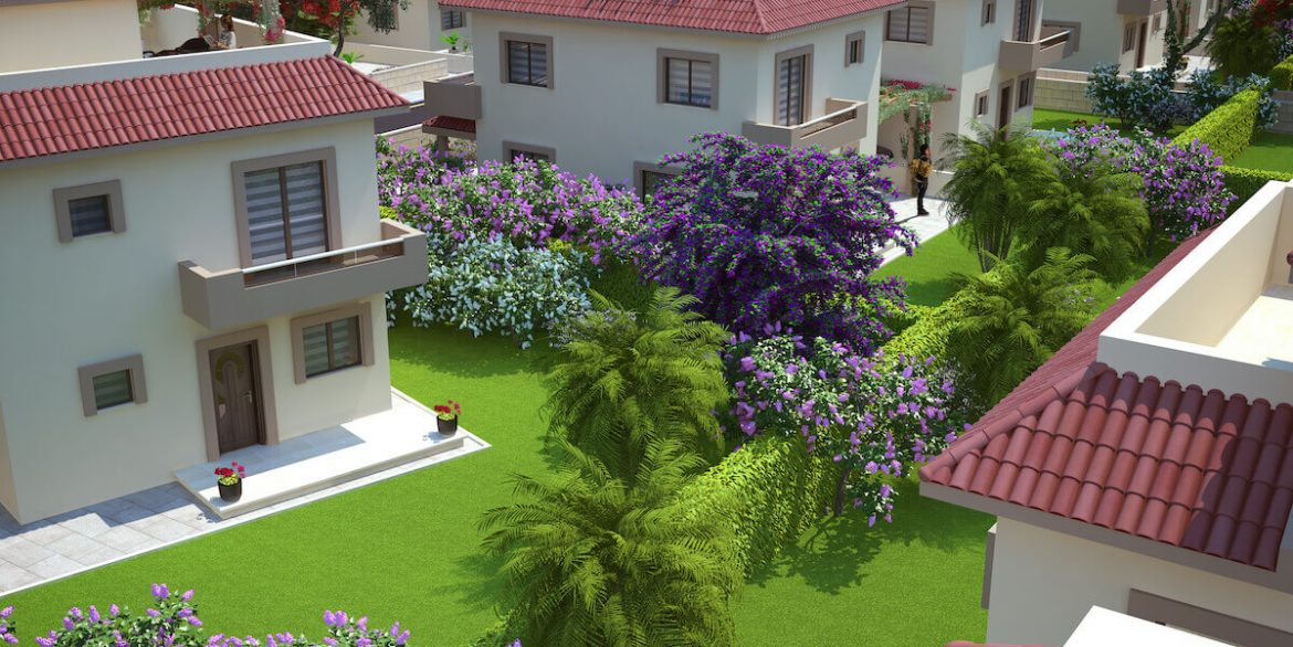 East Coast Luxury Pearl Villas - North Cyprus Property 3