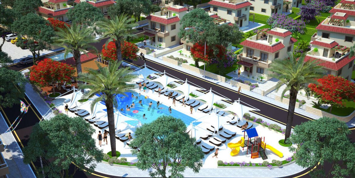 East Coast Luxury Pearl Villas - North Cyprus Property 4
